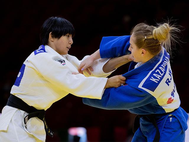 準決勝 日本 vs ロシア⑤