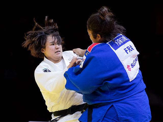 決勝戦 日本 vs フランス⑪