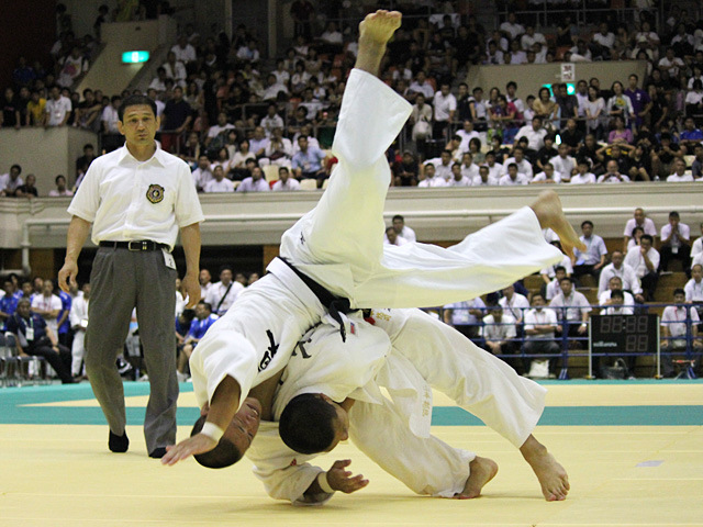 73kg級 山本悠司 vs 吉田優平