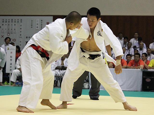 男子団体2回戦 白鴎大学足利高校vs大成高校�@