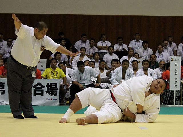 男子団体2回戦 白鴎大学足利高校vs大成高校�A