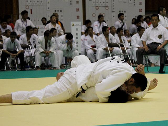 男子団体3回戦 松本第一高校vs東海大学付属浦安高校�D