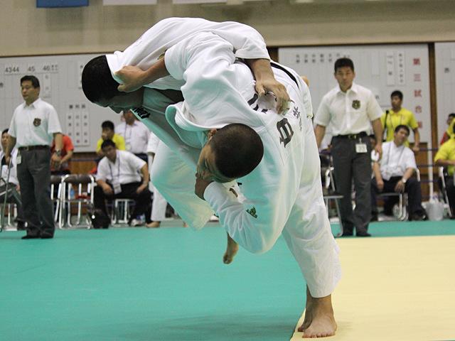 90kg級 川野義文 vs 白川剛章