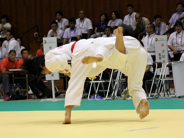 57kg級 谷川美歩 vs 西尾直子