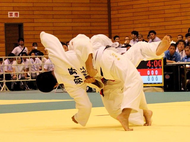 60kg級 古屋翔 vs 羽田野航