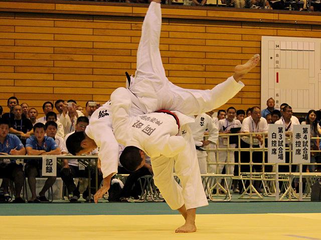 66kg級 阿部一二三 vs 鈴木練