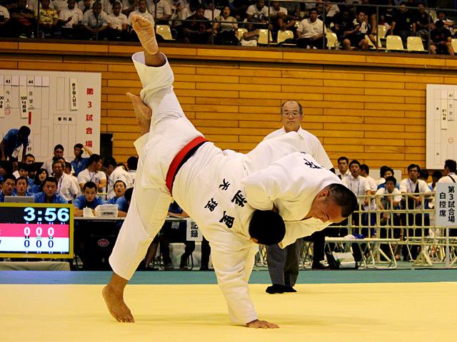 100kg超級 並里樹 vs 上野翔平