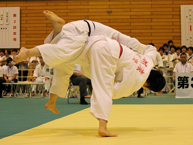 70kg級 新森涼 vs 畠石香花