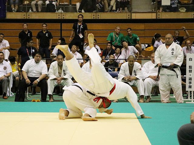 男子2回戦 四日市中央工業高校vs京都学園高校
