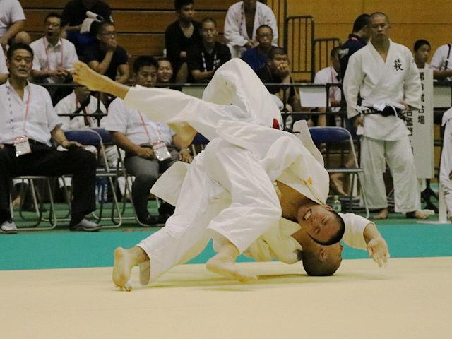 60kg級 田中廉平 vs 野原広夢