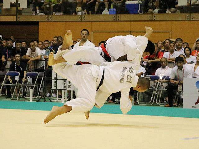 81kg級 笠原大雅 vs 奥田將人