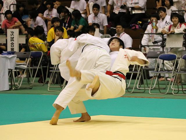 78kg級 伊藤七海 vs 西村満利江