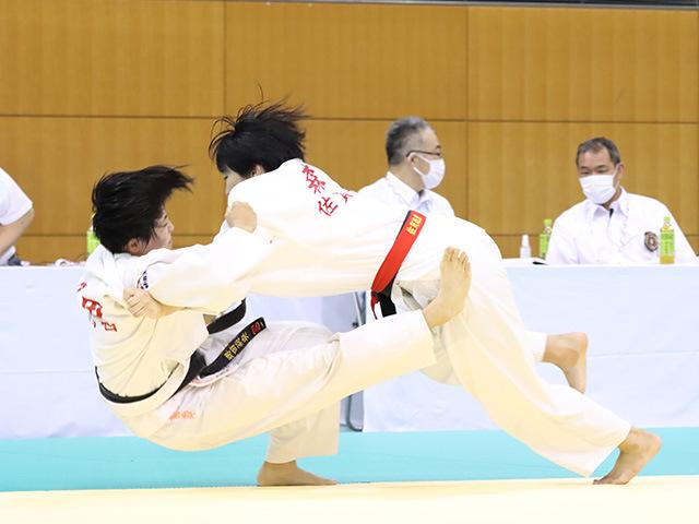 4回戦 森静玖vs堺田莉央①