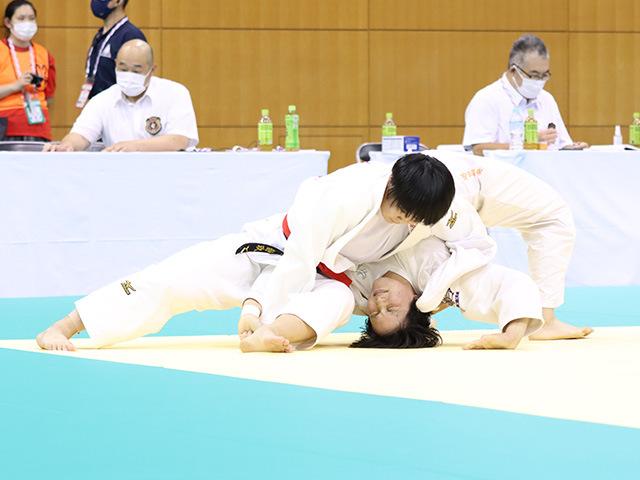 4回戦 森静玖vs堺田莉央②