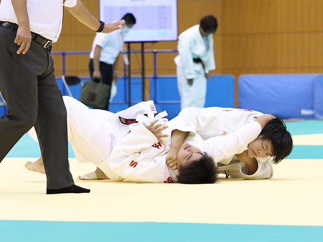 準決勝戦 新井万央vs橋口茉央