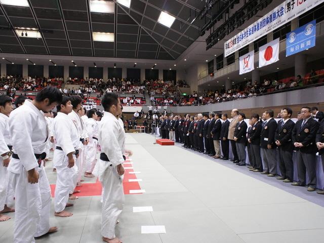 全日本学生柔道体重別団体優勝大会ブログ開設!