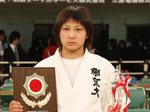 女子48kg級優勝 近藤香選手