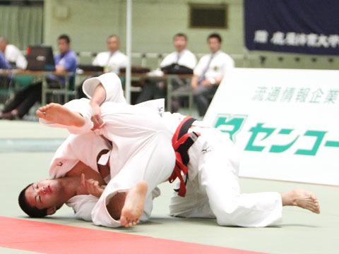 男子73kg級準決勝 太田慶一−大野将平�A