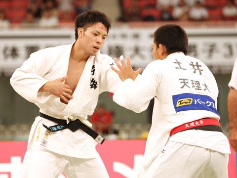 男子73kg級決勝 太田慶一−土井健史�@