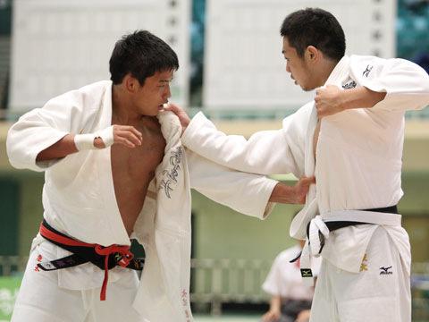 男子81kg級準決勝 大辻康太−宇都宮光樹�@