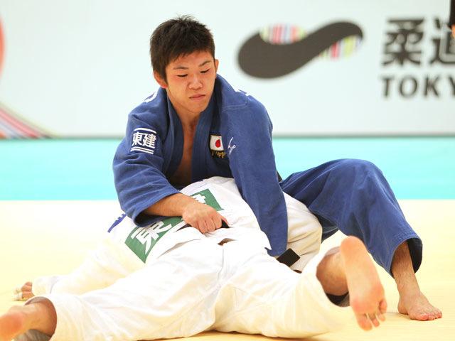 【準決勝】高上智史-T.KHASHBAATAR