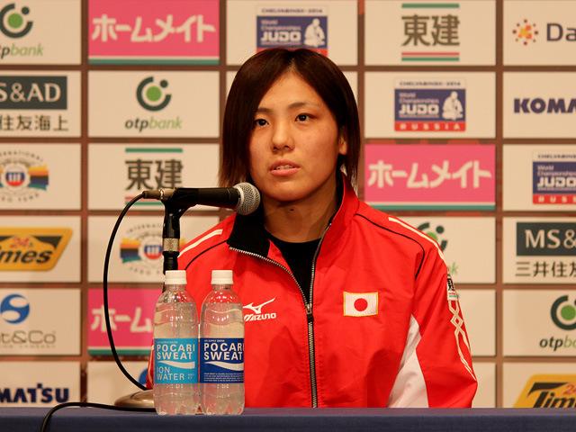 田知本 遥選手