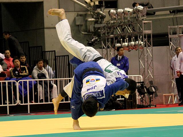 60kg級 志々目徹 vs F.KITADAI