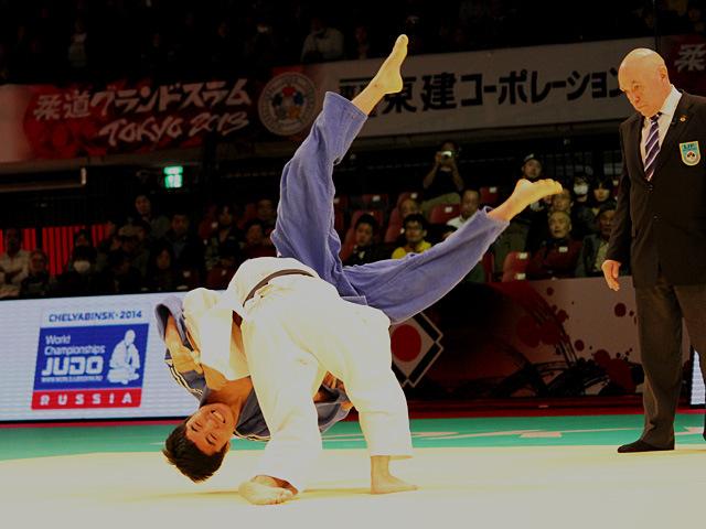 60kg級 高藤直寿 vs J.KIM