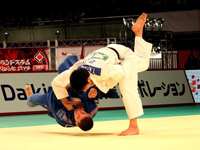 81kg級 永瀬貴規 vs L.PIETRI
