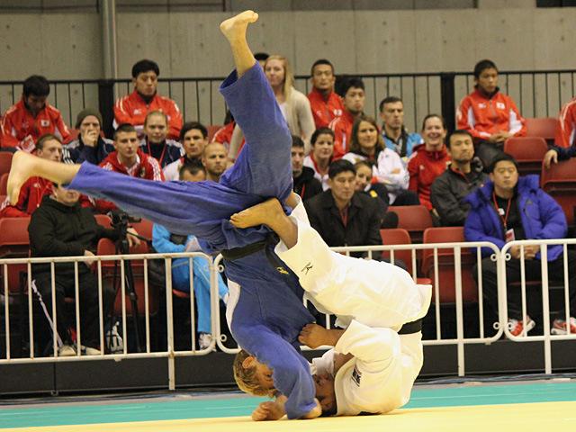 90kg級 加藤博剛 vs J.DVARBY