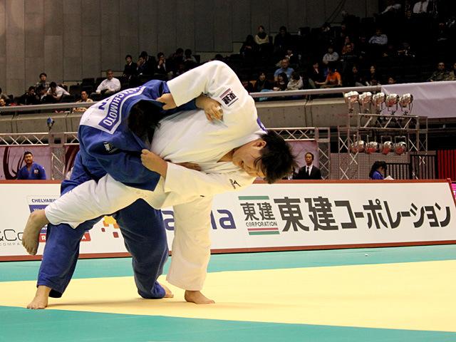78kg超級 朝比奈沙羅 vs 田知本愛