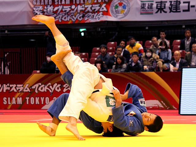60kg級 志々目徹 vs 大島優磨