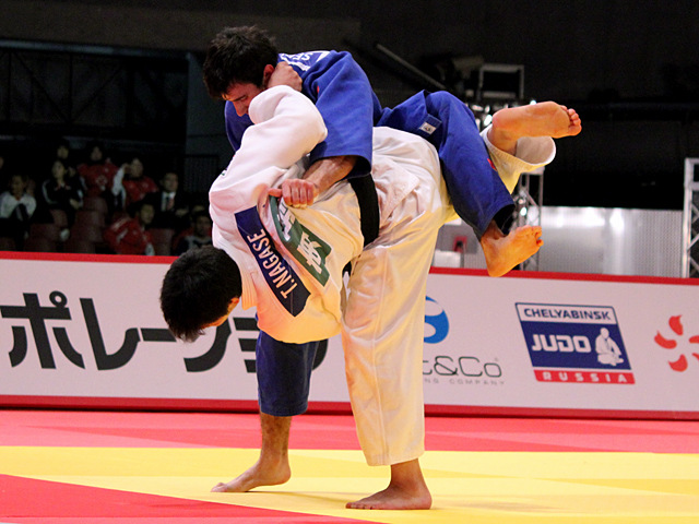 81kg級 永瀬貴規 vs S.TOMA