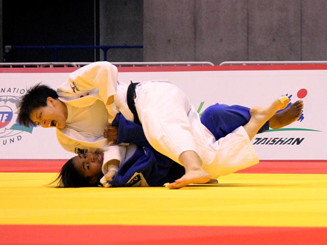 78kg級 佐藤瑠香 vs A.PORTUONDO ISASI