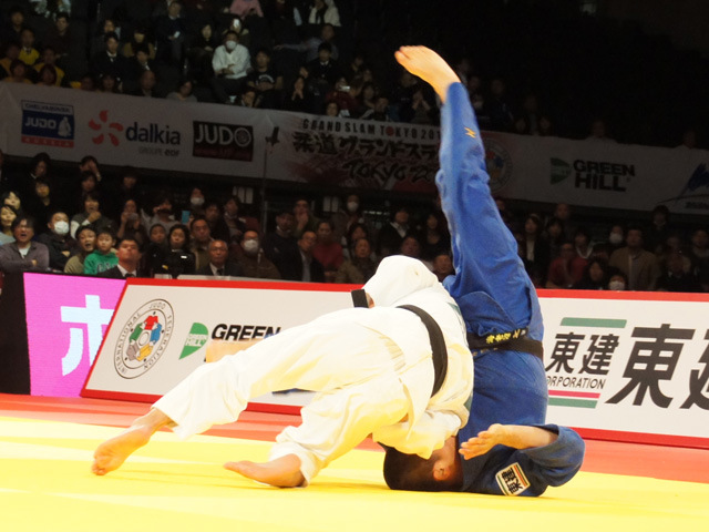 66kg級 高上智史 vs 海老沼匡