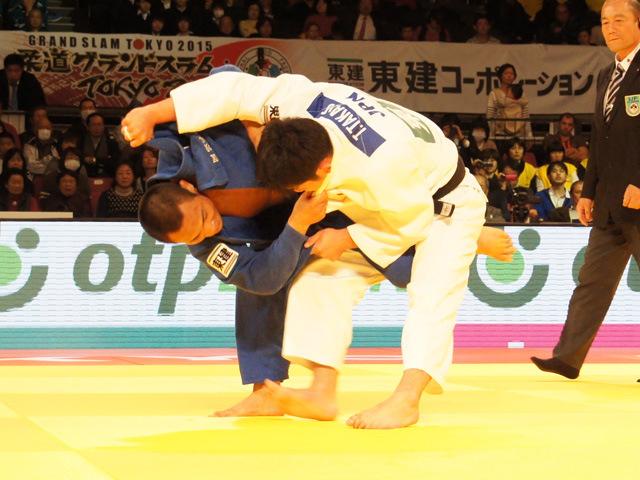 男子66kg級 決勝戦 海老沼匡 vs 高上智史�A