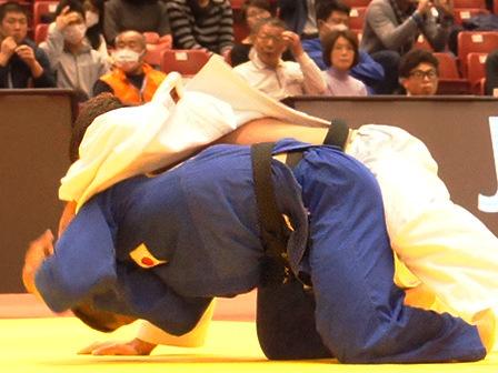 準決勝 秋本 啓之 vs N.TATALASHVILI�@