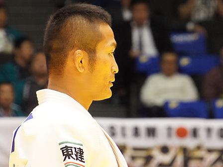 2回戦 秋本 啓之 vs M.ESTRADA
