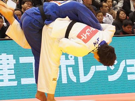 準々決勝 新井 千鶴 vs M.PEREZ�A