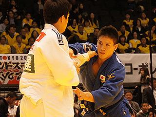 準決勝 ベイカー茉秋 vs D.GWAK�A