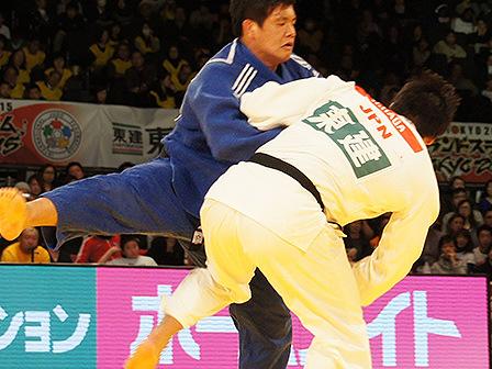 決勝 羽賀龍之介 vs G.CHO�B