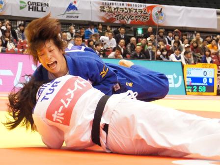 準決勝 近藤亜美 vs E.SAHIN�B