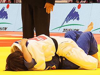 2回戦 近藤亜美 vs D.KRASNIQI