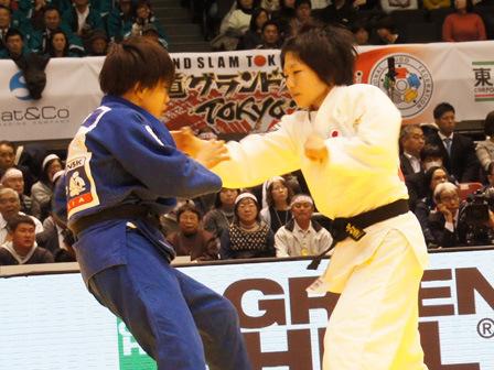 準決勝 中村美里 vs 西田優香�@
