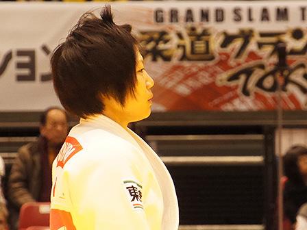 準々決勝 中村美里 vs O.GIUFFRIDA�@
