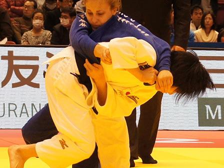 準々決勝 中村美里 vs O.GIUFFRIDA�A