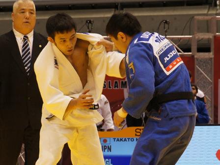 準々決勝 高藤直寿 vs A.DASHDAVAA�@