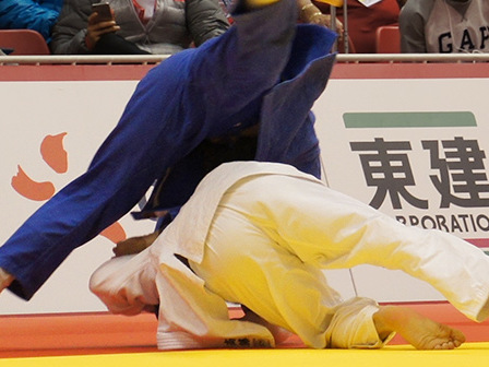 準々決勝 高藤直寿 vs A.DASHDAVAA�C