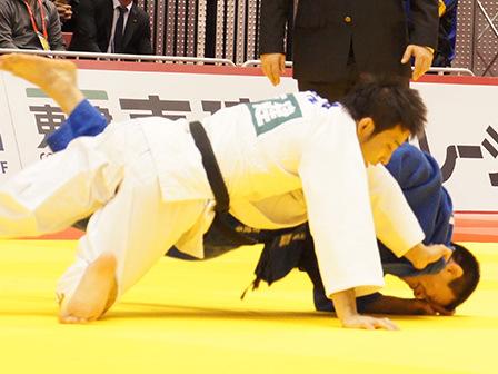 2回戦 高藤直寿 vs J.AN�@