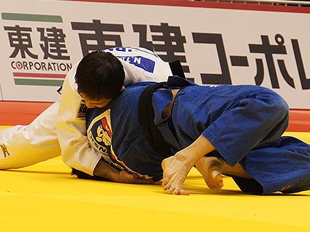 2回戦 高藤直寿 vs J.AN�A